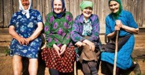 Треть населения Москвы к 2020 году составят пенсионеры