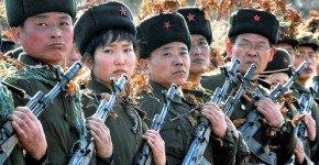 Москву посетит северокорейская военная делегация