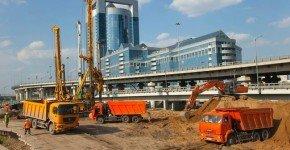 """Железнодорожная эстакада в """"Сити"""" будет открыта в 2016г."""