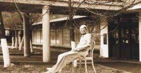 Памятник архитектору Ле Корбюзье официально открыт в Москве