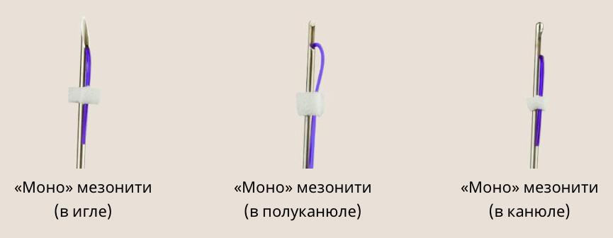 моно мезонити