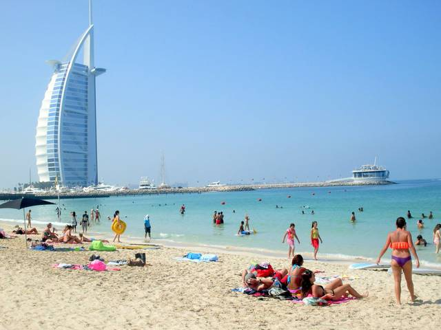 отдых и виза в ОАЭ