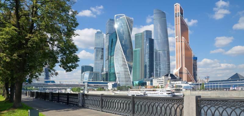 Апартаменты в Moscow-City