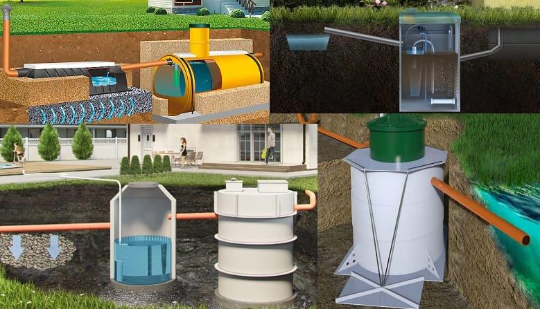 Как выбрать автономную канализацию