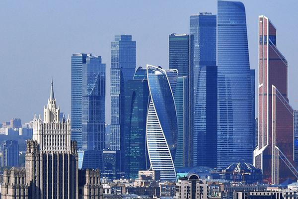 Проект Moscow-City