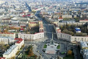 Проспект Независимости в Минске