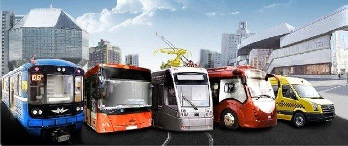 Транспорт в Минске