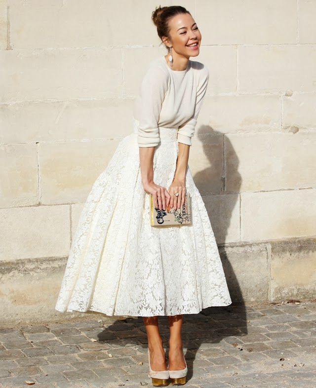 Стиль New Look в современном гардеробе