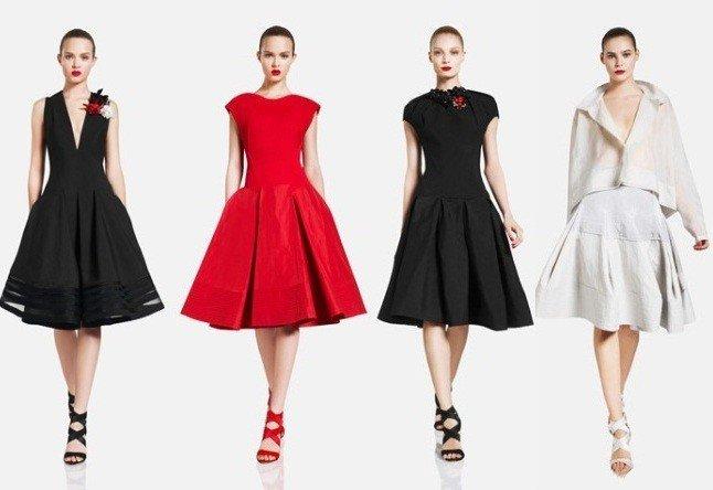 Стиль New Look особенности стиля в современной моде