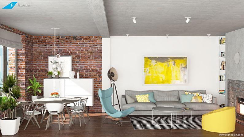 дизайн квартиры бесплатно
