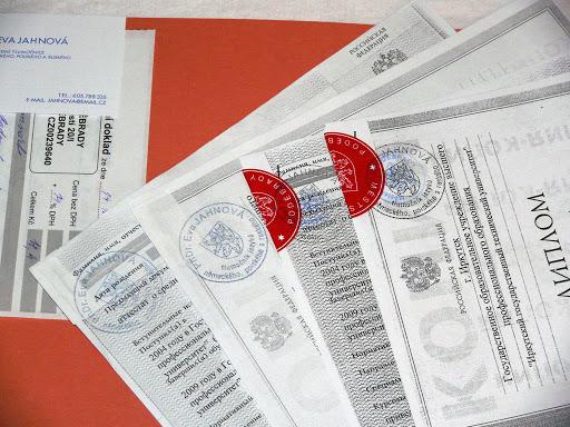 перевод документов в Москве